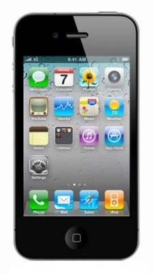 apple iphone 4 32gb black ban quoc te - Apple iPhone 4 32GB Black (Bản quốc tế)